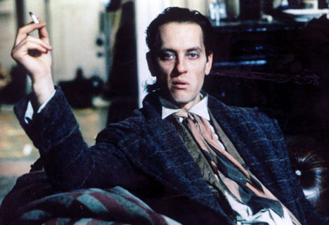 Still from the movie Withnail and I, the prequel to How to get Ahead in Advertising.