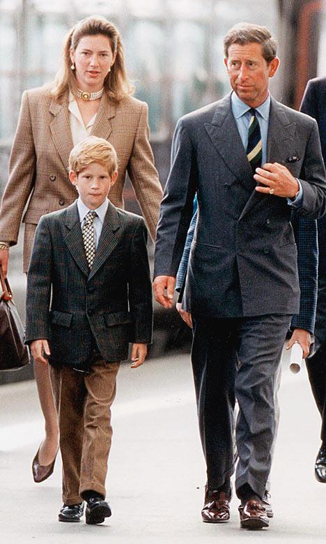 Did Prince Charles Amp Tiggy Legge Bourke His Sons Nanny Have An Affair