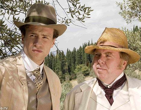 Timothy and Rafe Spall