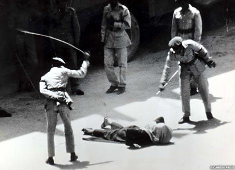 saudi flogging