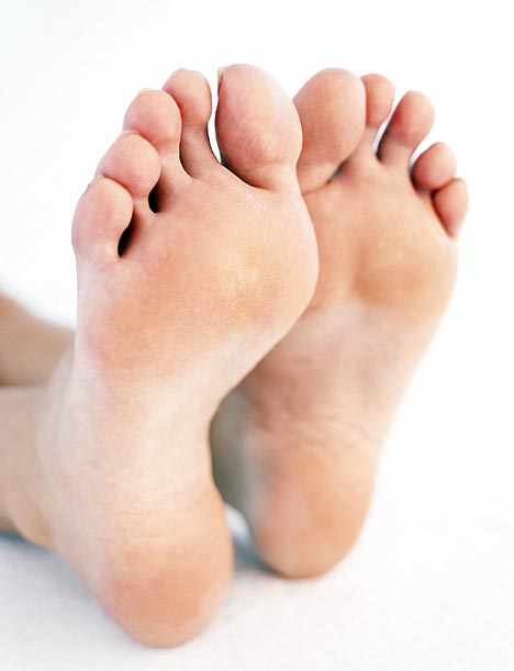foot hard skin home remedies