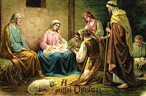 Kelahiran yesus Kristus
