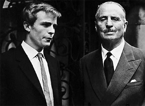 Oswald and Max Mosley