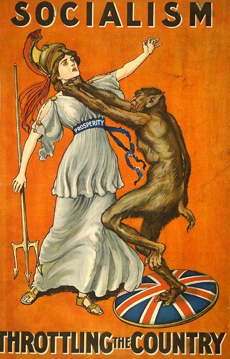 Socialism poster