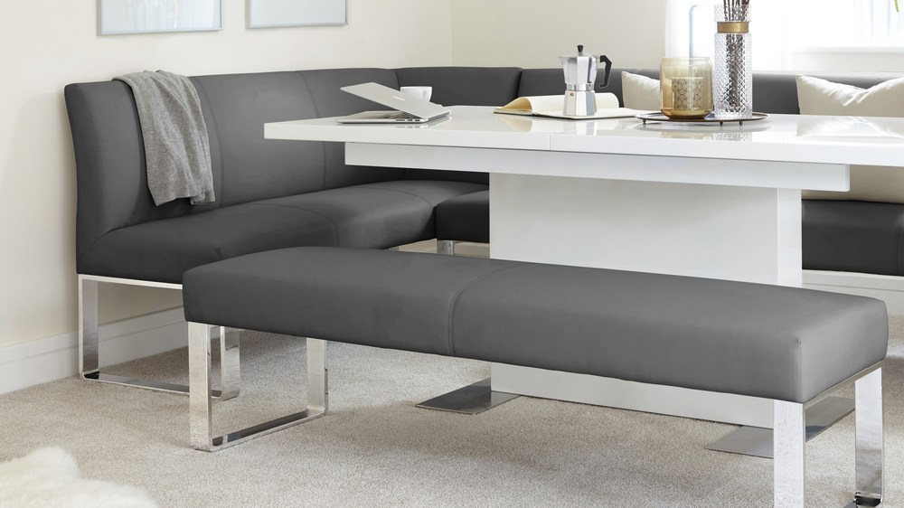 Loop 5 Seater Right Hand Corner Bench