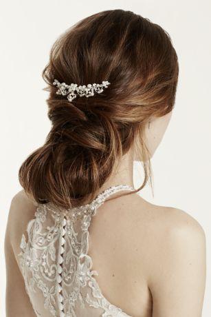 Bridesmaid Hair Slides Midway Media