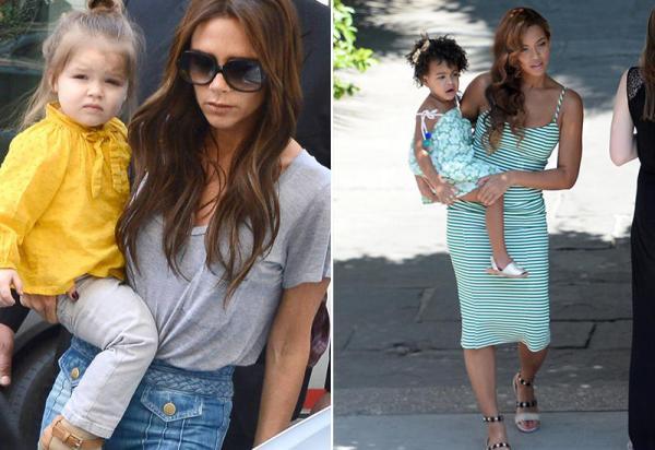 Звездные мамы и их дочки, о которых говорили в 2015 году ...