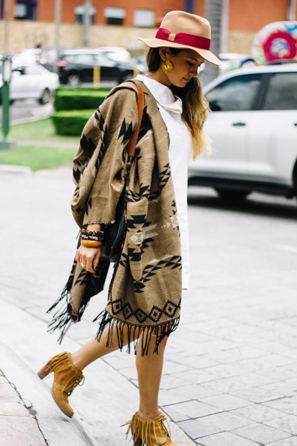 Яркость и элегантность - Streetstyle на Неделе моды в ...