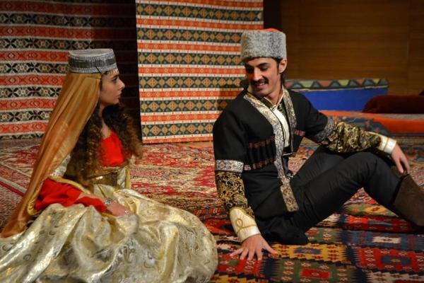 В Центре мугама показали пьесу великого драматурга М.Ф ...