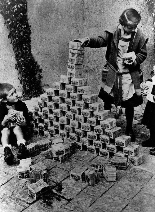 Вся правда о страшной инфляции в Германии после Первой ...