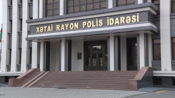 В Баку поймали магазинных воров - ФОТО