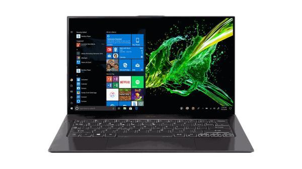 Acer обновила свой самый тонкий и легкий ноутбук - ФОТО