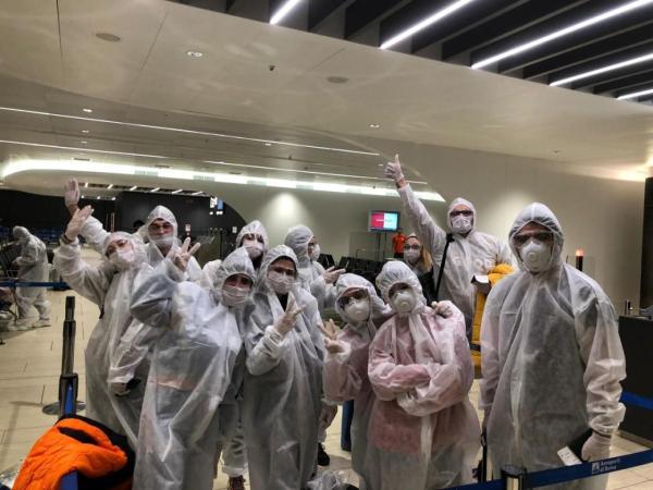 Эвакуированные из Италии азербайджанские студенты прибудут ...