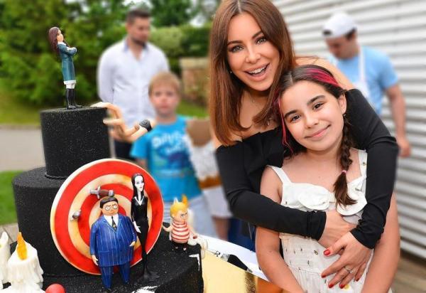 Ани Лорак громко отпраздновала день рождения дочери - ФОТО