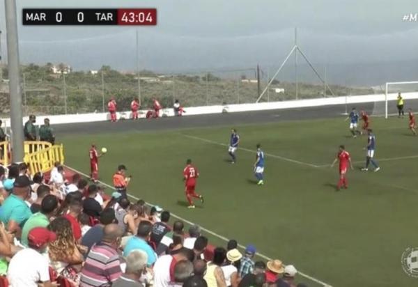 В Испании провели первый матч со зрителями за четыре ...