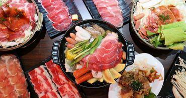 【台南美食】299元銅盤烤肉+火鍋吃到飽!打卡還免費送春川辣炒豬:一鼎鍋