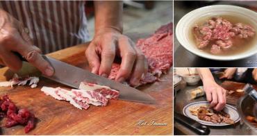 【台南美食】灣裡市場內最鮮甜的牛肉滋味:陳記善化牛肉湯