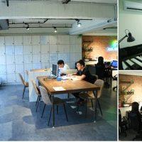 【台南生活】台南東區共享空間!提供免費咖啡茶點、光纖網路、充電插座、場地租借:Hour Jungle Coworking共同工作室