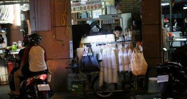 【台南甜點】台南超過六十年的無名豆花攤,夜晚販售限定:文南路無名豆花