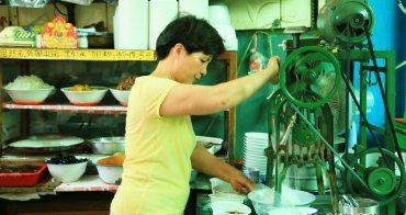 【台南冰店】麻豆中央市場內的百年老冰店:龍泉冰店