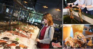 【台南美食】到底是逛魚市場還是吃海產!安平港直送的鮮味,節日慶生約會首選:丸珍水產