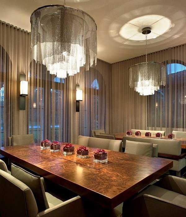 Decoraci n de comedores 2013 ent rate de las ltimas - Ultimas tendencias en decoracion de salones ...