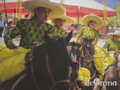Cuarta Competencia de Escaramuzas en Autlán