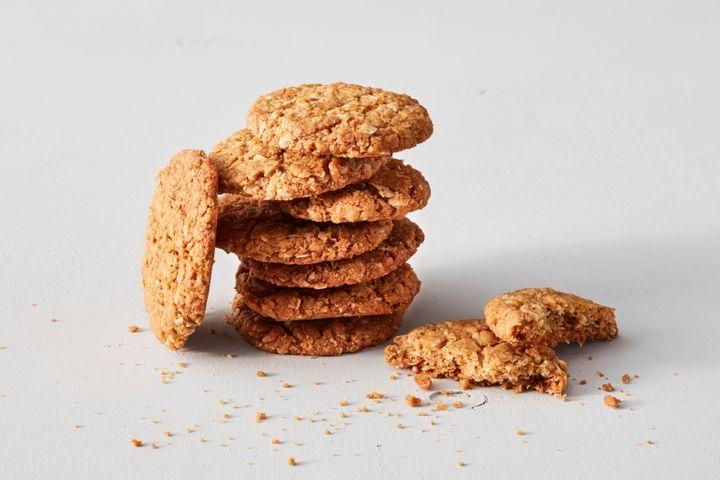 Anzac Biscuits Recipe Dishmaps