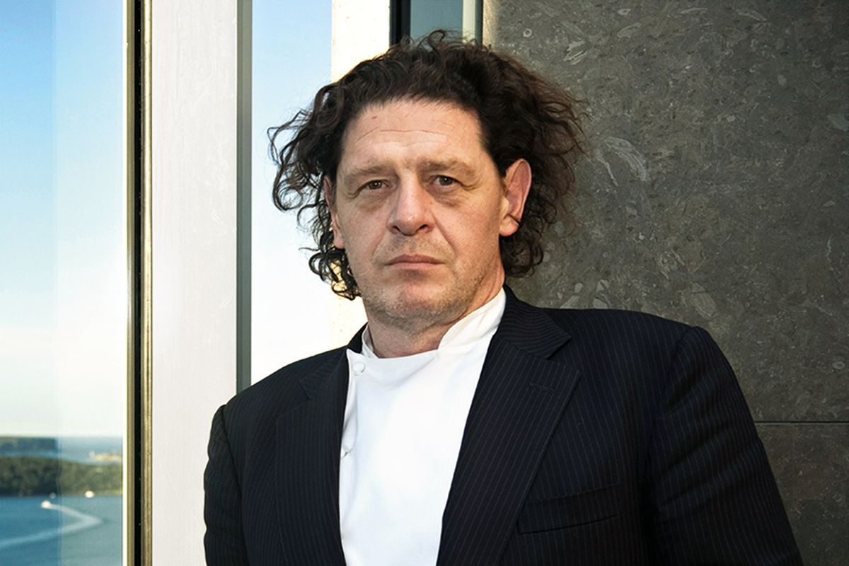 Where Does Marco Pierre White Go For A Pub Meal Interviews Au