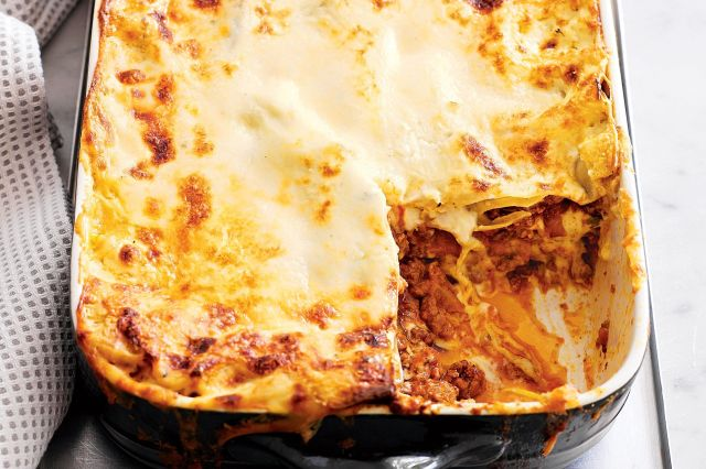 The best lasagne recipe with beef mince