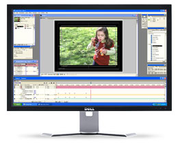 Dell 30-inch Widescreen Digital Flat-Panel