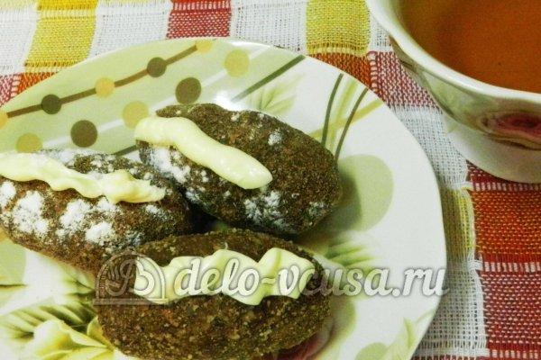Пирожное картошка с орехами пошаговый рецепт (12 фото)
