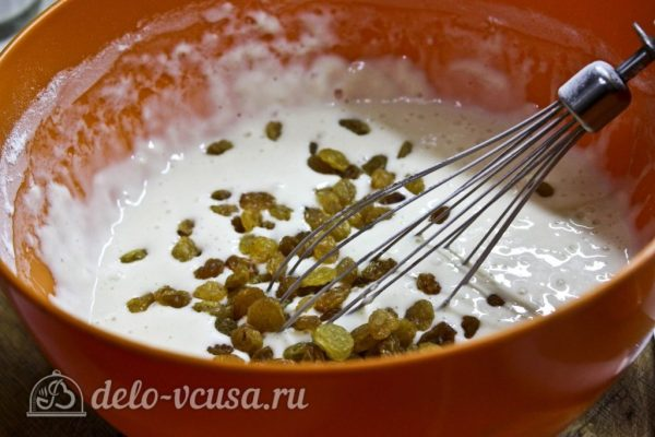 Блины с изюмом рецепт с фото – пошаговое приготовление ...