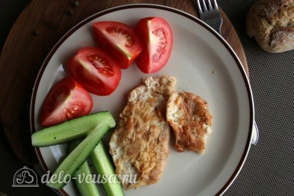 Отбивная из куриного филе рецепт с фото – пошаговое ...