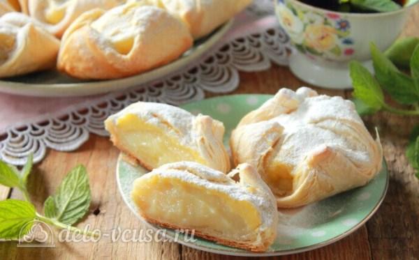 Пирожное «Ленинградское» из СССР пошаговый рецепт с фото