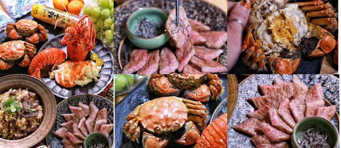 高檔夢幻食材集結地 A5近江和牛/各式生猛活體海鮮/生食級爆量海膽這裡通通吃得到