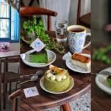 【彰化食記】巷弄老宅療癒系甜點咖啡廳『一天一天』鄰近彰師大校區。疫情期間開放甜點訂購自取。