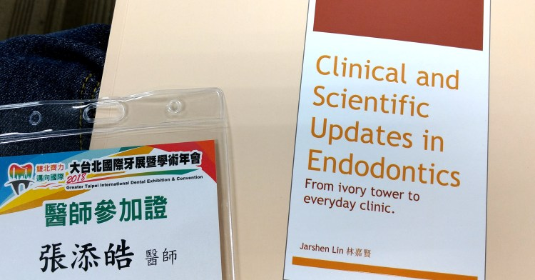 Clinical and scientific updates in endodontics Dr. 林嘉賢