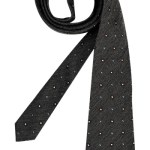 RENÉ LEZARD Krawatte 36/07/5719/KR70S/959, Herren Mode als Weihnachtsgeschenk