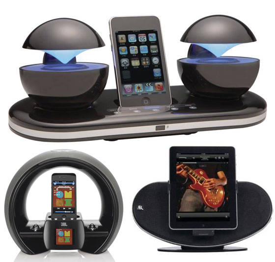 15 Cool Docking Stations for iPad, iPod, and iPhone | IOS ...