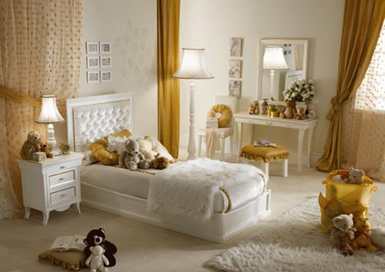 25 Beautiful and Charming Bedroom Design for Teenage Girls ... on Beautiful Rooms For Girls  id=68843