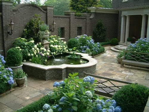 24 Beautiful Garden and Patio Design Ideas for Better ... on Beautiful Patio Designs id=86394