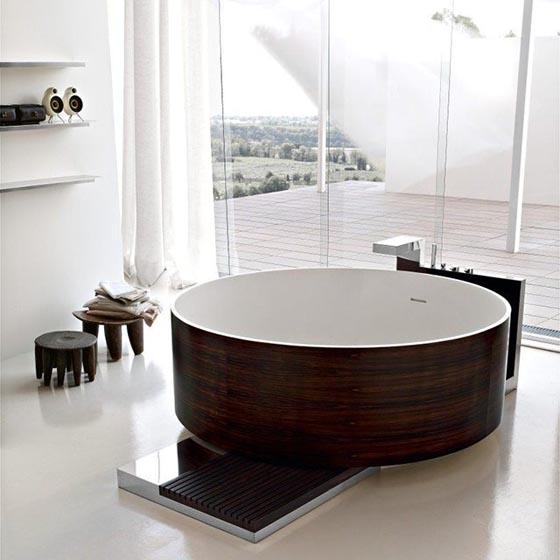 15 cool and fancy bathtubs – design swan