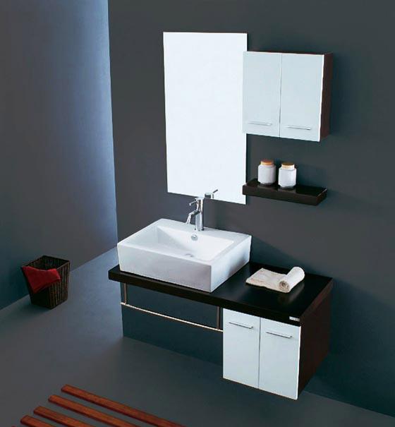 24 modern floating bathroom vanities and sink consoles – design swan
