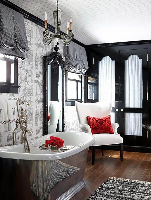 20 Romantic Bathroom Decoration Ideas for Valentine's Day ... on Small:e_D8Ihxdoce= Bathroom Ideas  id=91964