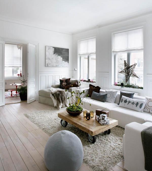 Design A Contemporary Living Room 6 Photos