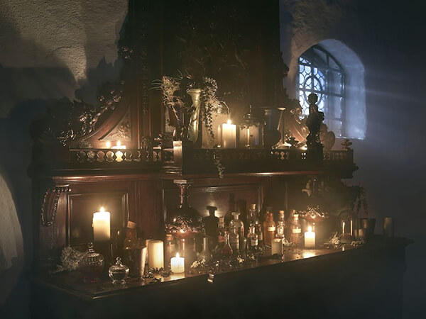 Halloween Night at Dracula's Castle in Transylvania?