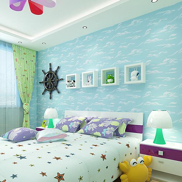 Kids Room Wallpaper Ideas Novocom Top