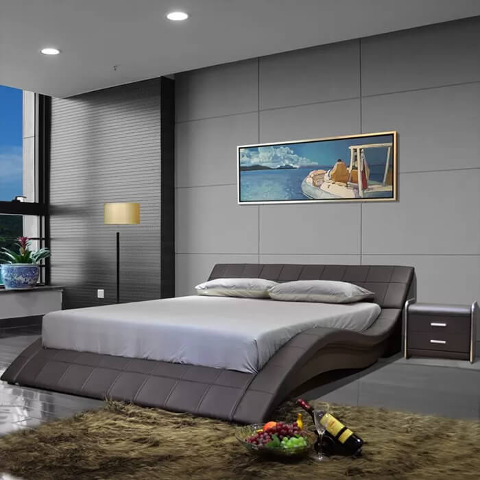 what s the bed you can get design swan Biggest Bed Size id=36561
