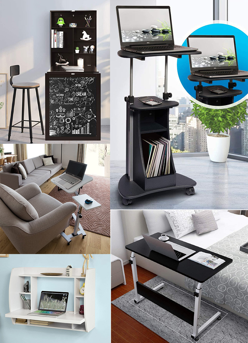 10 Compact Computer Desk For Home Office With Limited Space Design Swan